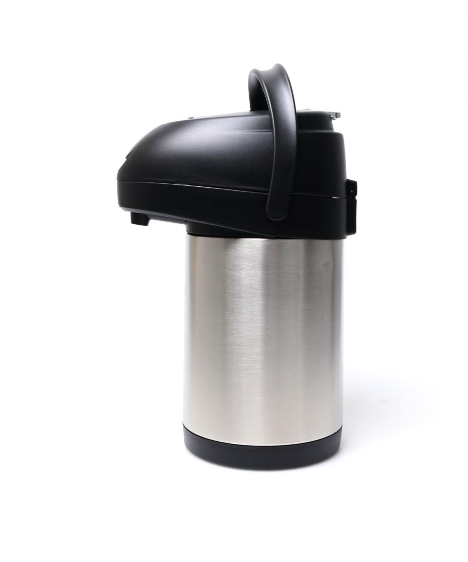 퀸센스 보온병(펌프식,2.5L)